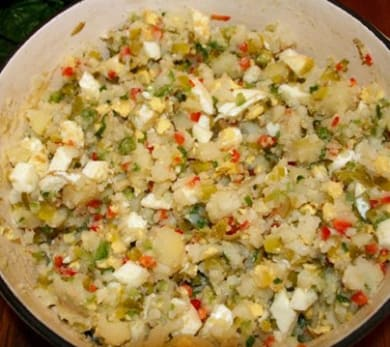Geraldine's Potato Salad
