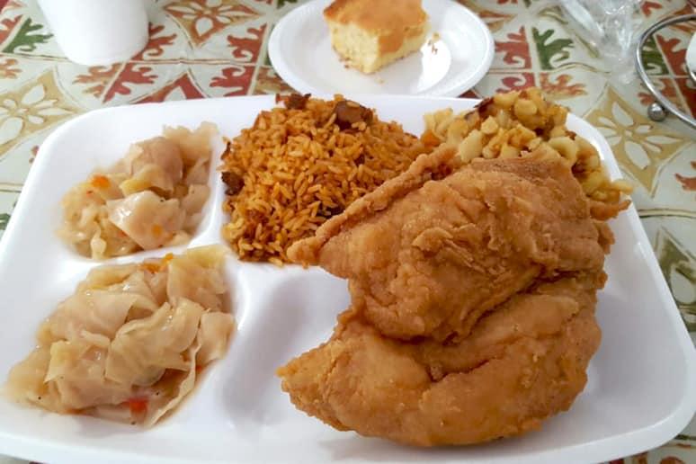 #79 Martha Lou's Kitchen, Charleston