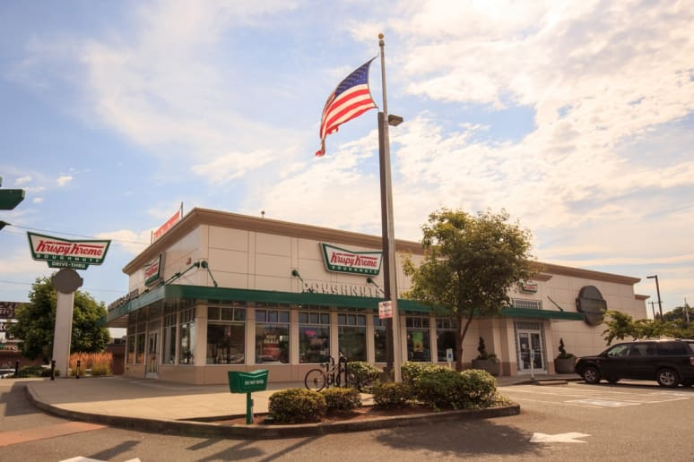 15 Things You Didn't Know About Krispy Kreme