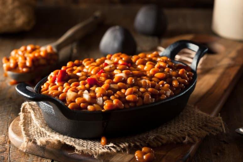 Diabetic-Friendly Baked Beans
