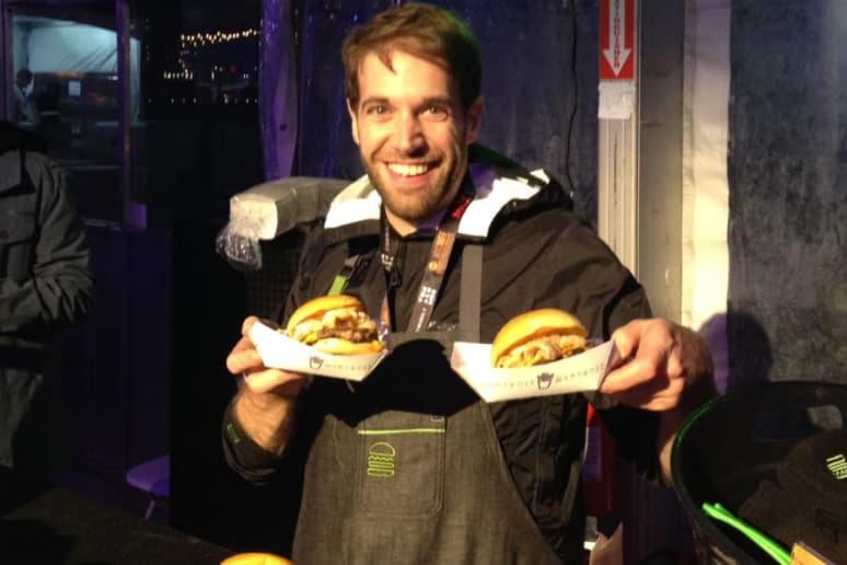 Mark Rosati Burger Bash