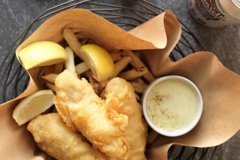Best Fish and Chips: Island Creek Oyster Bar, Boston