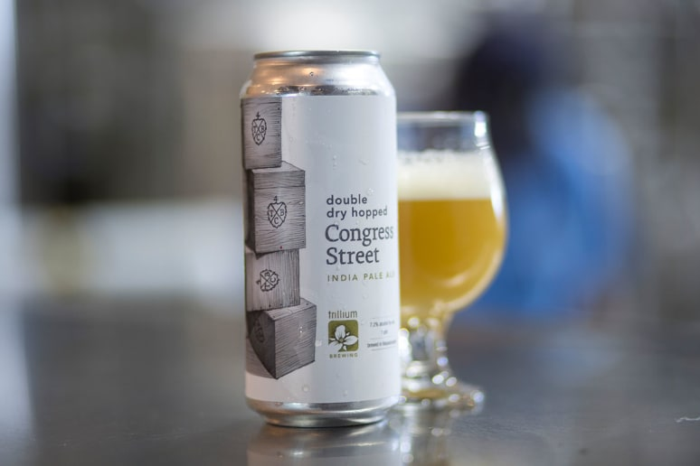 Trillium Double Dry Hopped Congress Street