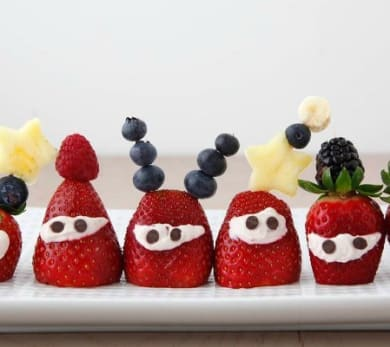 Strawberry Aliens