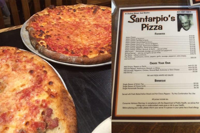 #48 Santarpio's, Boston