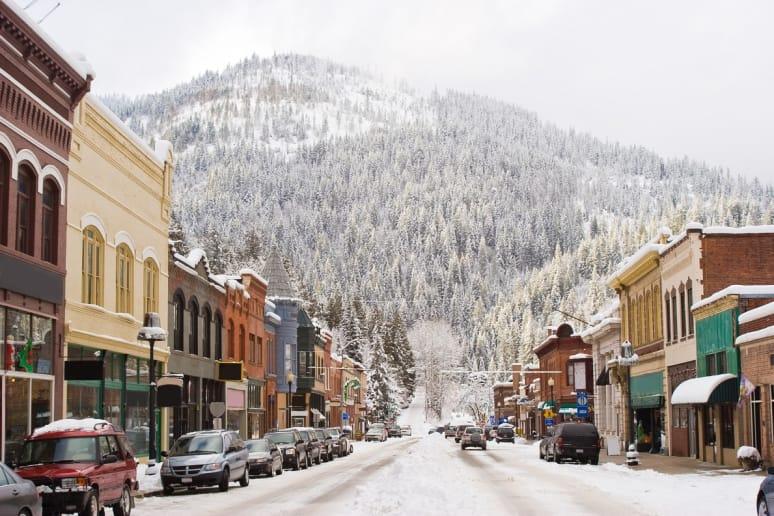 Idaho: Wallace