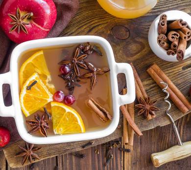 Slow-Cooker Mulled Apple Cider