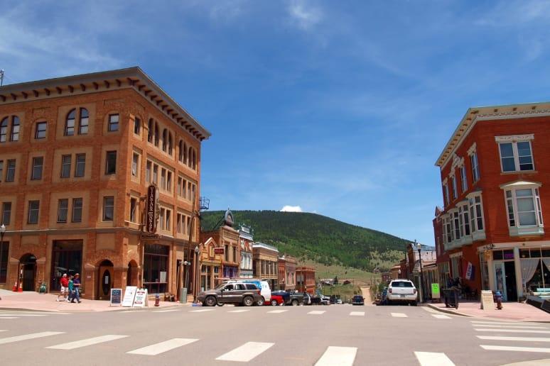 Colorado: Victor