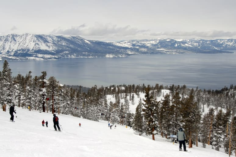 Lake Tahoe, Nev./Calif.