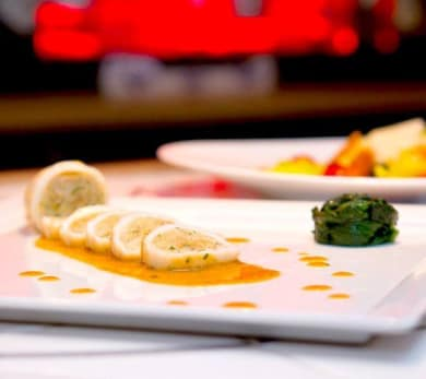 Calamari Ripieni Stuffed Calamari