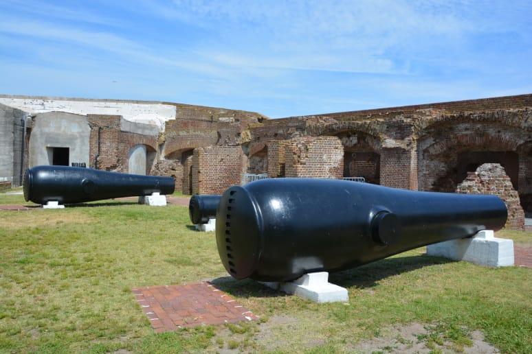 South Carolina: Fort Sumter (Charleston)