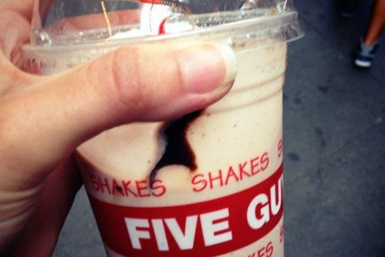 Customizable Milkshakes Coming Soon to Five Guys