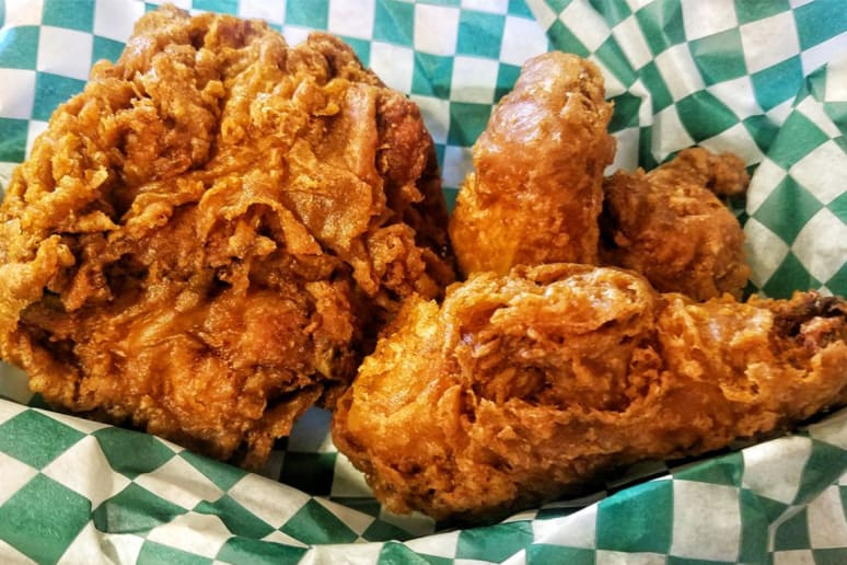 #7 Willie Mae's Scotch House, New Orleans