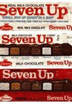 Ten lost candy bars that will never melt in your mouth, or your hands