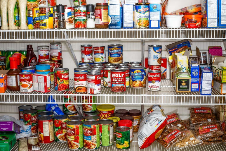 Keep a Fully Stocked Pantry
