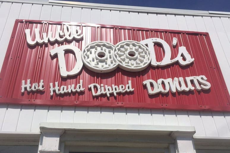 New Jersey: Uncle Dood's Donuts, Toms River