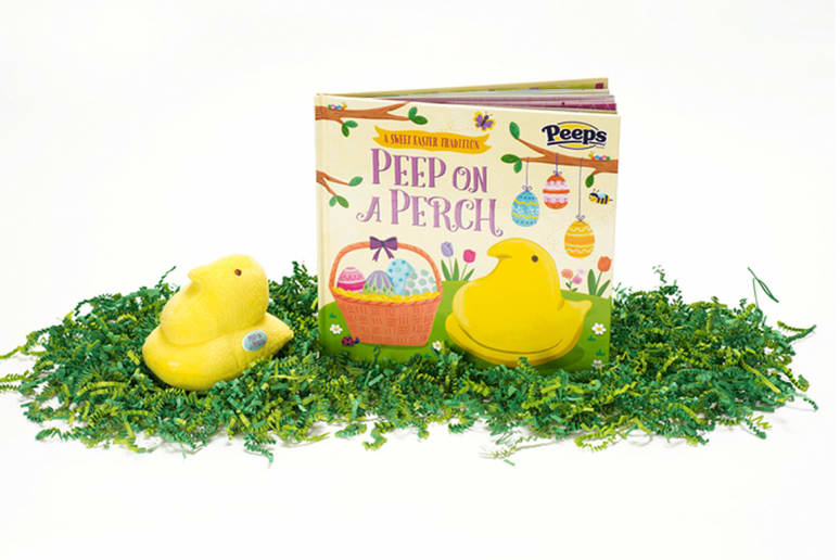 Peeps Are Really Popular at Easter