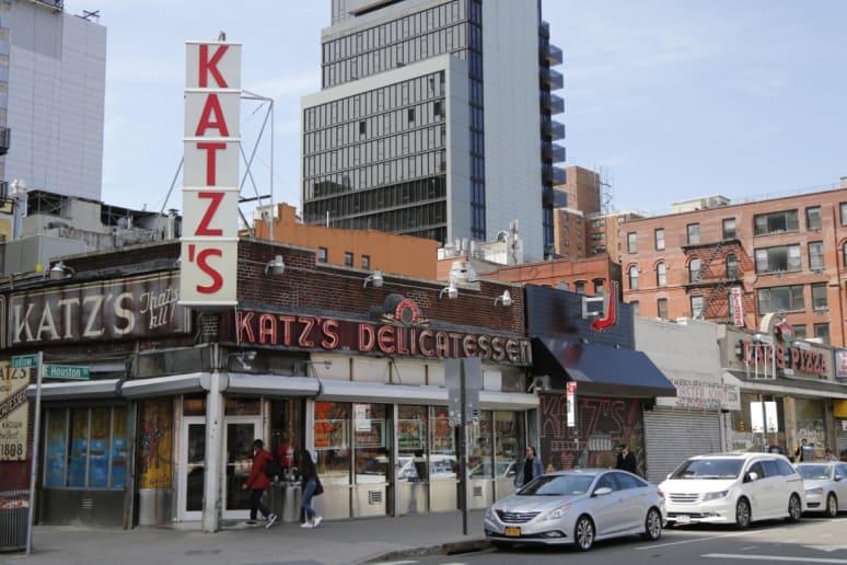 #1 Katz's Delicatessen, New York City