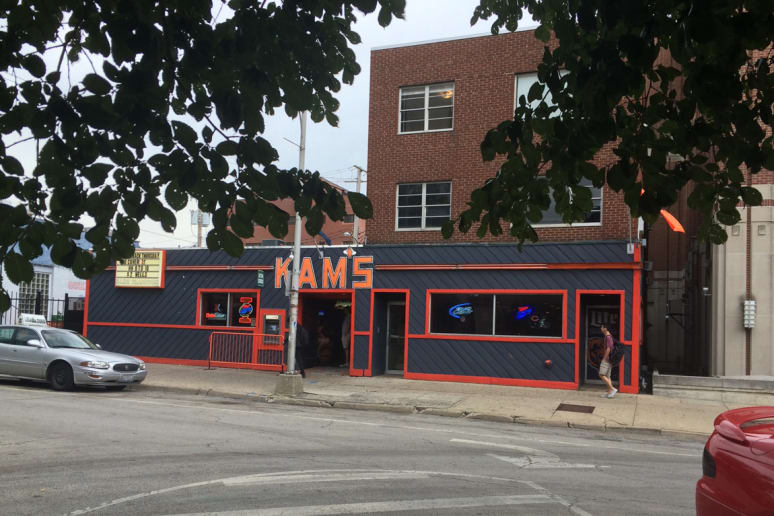 Kam's, University of Illinois, Champaign, Ill.