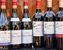 CVNE is one of La Rioja oldest family owned wineries They are still producing high quality wines today