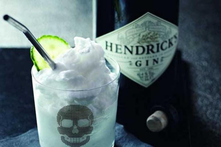 Lenin and Lime: Gin & Tonic Sorbetto
