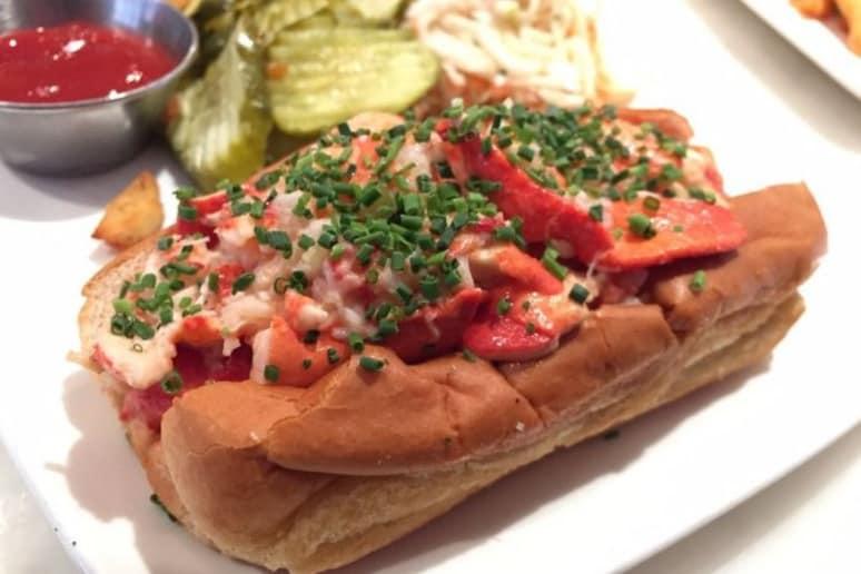 Best Lobster Roll: B&G Oysters, Boston