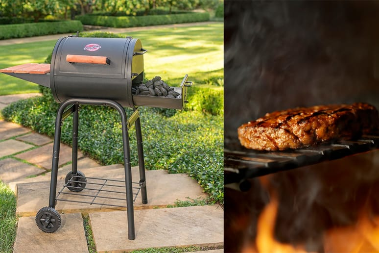 Char-Griller Patio Pro Charcoal Grill, $70.13
