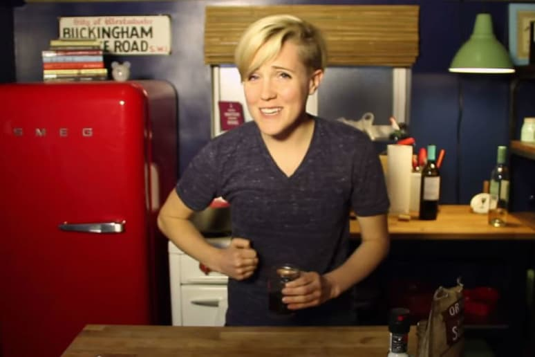 My Drunk Kitchen from 8 YouTube Channels All Food Lovers Should ...