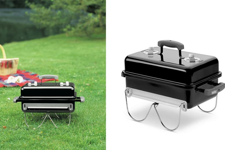 Weber Go-Anywhere Charcoal Grill, $49.99