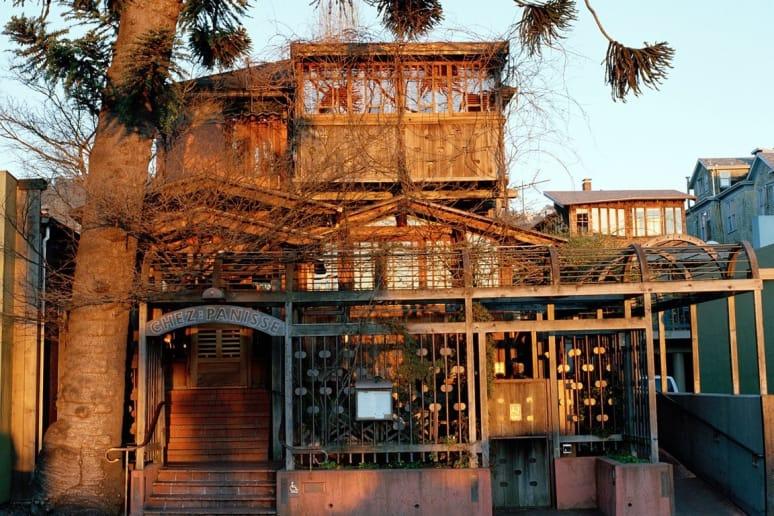 #35 Chez Panisse, Berkeley, Calif.