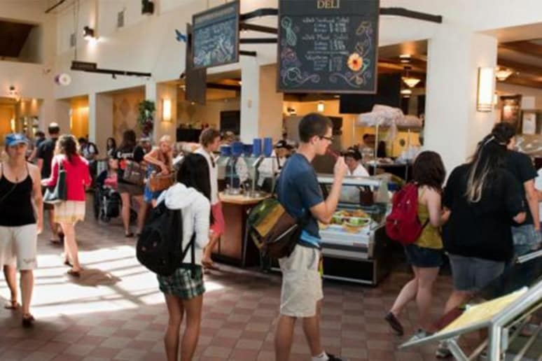 #8 Occidental College (Los Angeles, Calif.)