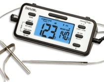 Monitor Your Meats From Your Smart Phone With This Bluetooth Thermometer