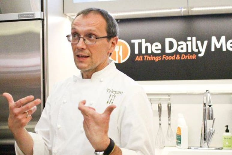 Using Food for Good: Bill Telepan Visits The Daily Meal