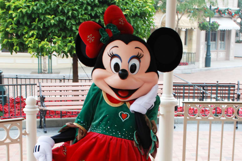 Minnie's Holiday Dine