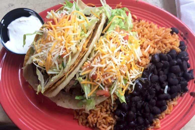 New Jersey: Panchos Mexican Taqueria, Atlantic City