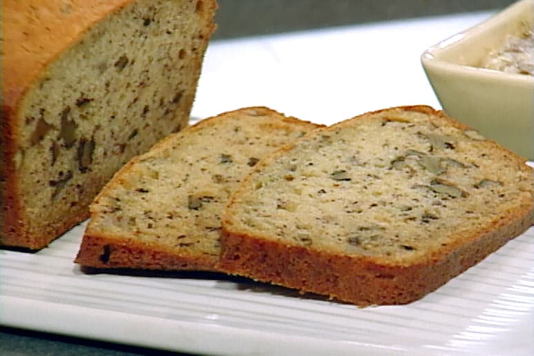 Banana bread by emeril lagasse at foodnetwork banana bread forumfinder Gallery