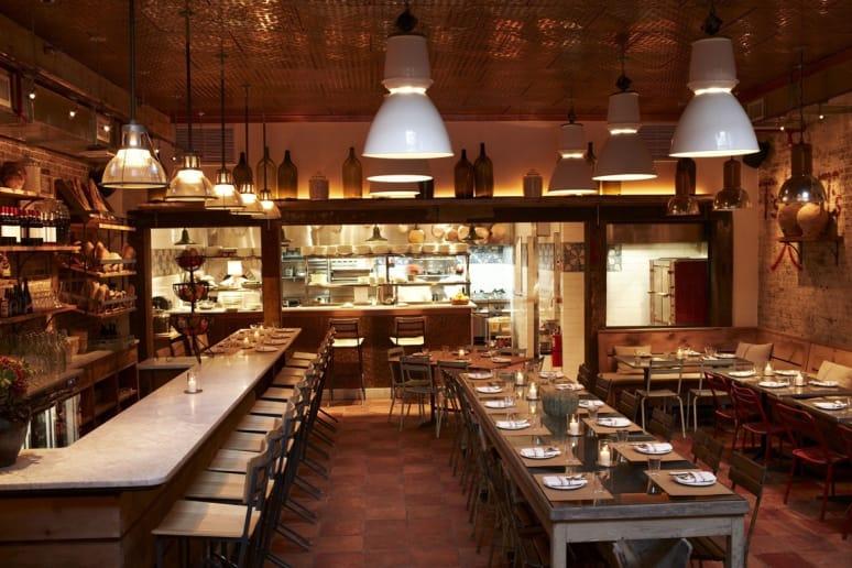 San Domenico Restaurant Nyc Menu