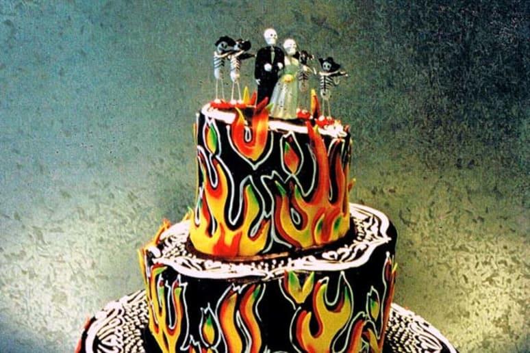 10 More Unusual Wedding Cakes