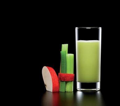apple celery