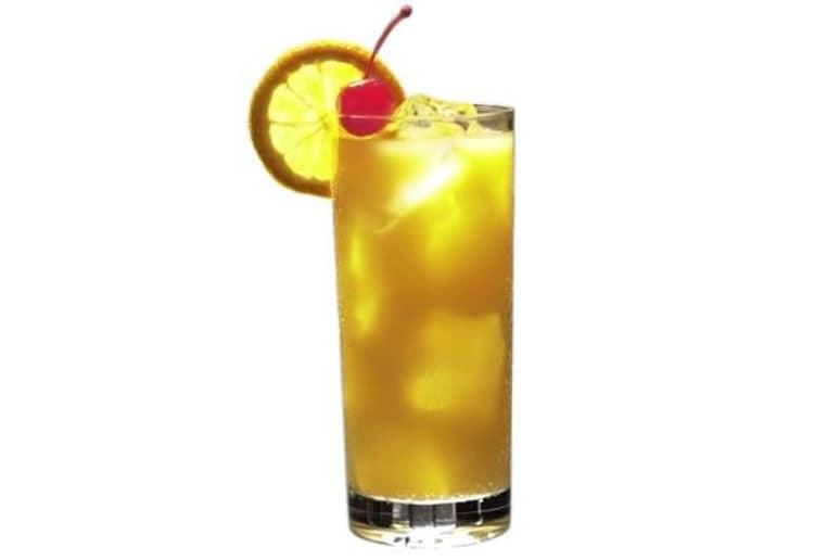 soco, cherry, cocktail