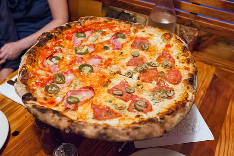 #61 Apizza Scholls, Portland, Ore.