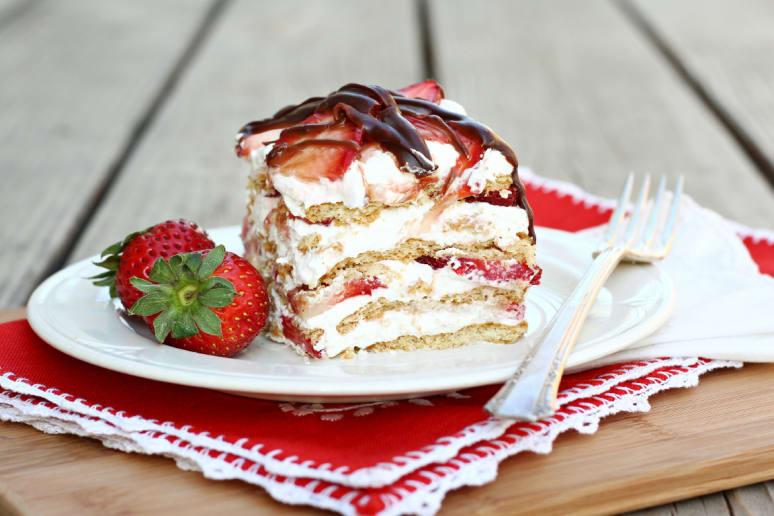 Make an Icebox Cake