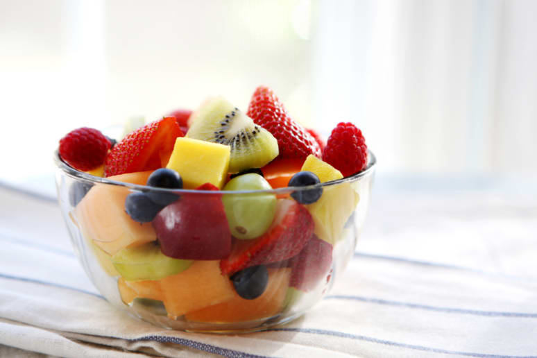 Healthiest: Fruit Salad