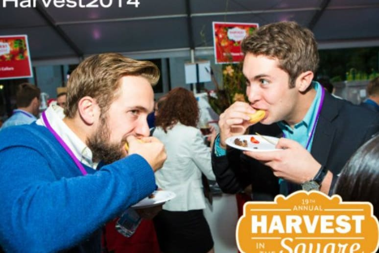 Tickets on Sale Now for Harvest in the Square