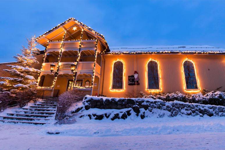 Tregaarden's Christmas House (Drøbak, Norway)
