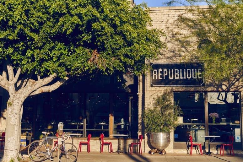 #31 République, Los Angeles