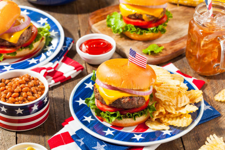 Founding Fathers' Celebratory Meals