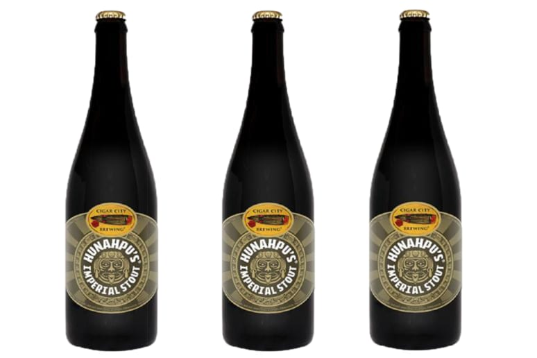 Cigar City Hunahpu's Imperial Stout - Double Barrel-Aged