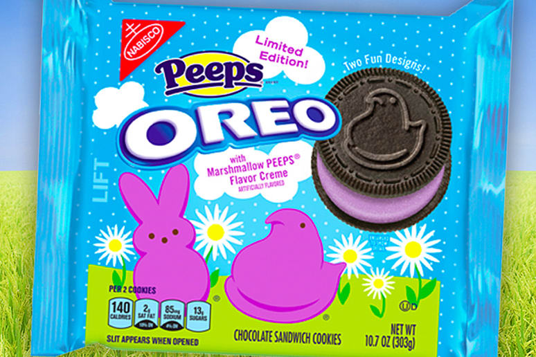 There Are Many Different Peep Products and Collaborations