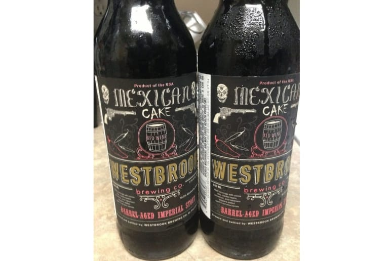 Westbrook Mexican Cake